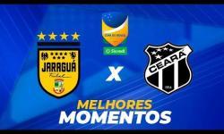 Final da Copa do Brasil de Futsal: Jaraguá 1 x 4 Ceará - Melhores Momentos