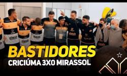 BASTIDORES | Criciúma x Mirassol | Jogo da Classificação!