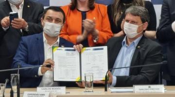 Santa Catarina poderá  usar repasse R$ 465 milhões para obras em rodovias federais