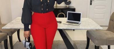 Mary Edoro éuma das Editoras de moda mais influentes no Continente africano