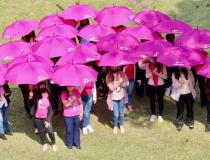 Colaboradoras do Grupo Isorecort se unem em torno da prevenção ao câncer de mama