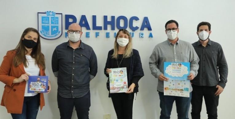 Palhoça aposta nas ações do programa 'Selo Social'