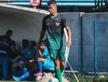 Promessa do futsal e do futebol amador, lateral Bruninho é aposta do Atlético Catarinense na temporada