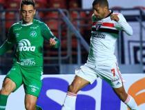 Chapecoense busca empate contra o São Paulo fora de casa no Brasileirão