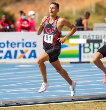 Atletas de São José se aproximam do índice olímpico