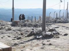 Santa Catarina registra temperaturas negativas e frio segue intenso com possibilidade de neve
