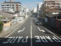 Florianópolis revitaliza rota viária para o Maciço do Morro da Cruz