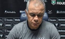 Entrevista coletiva com o técnico Jorginho 03 de março de 2021