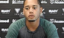 Figueirense - Entrevista com Carlinhos