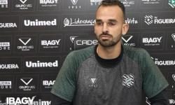 Entrevista com o goleiro Rodolfo Castro - 17 de junho de 2021
