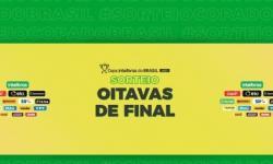AO VIVO | Sorteio das oitavas de final da Copa do Brasil. Veja contra quem o Criciúma vai jogar