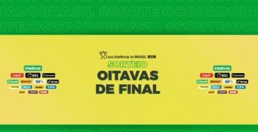 AO VIVO   Sorteio das oitavas de final da Copa do Brasil. Veja contra quem o Criciúma vai jogar