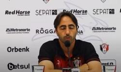 Coletiva com Leandro Zago após confronto com Esportivo