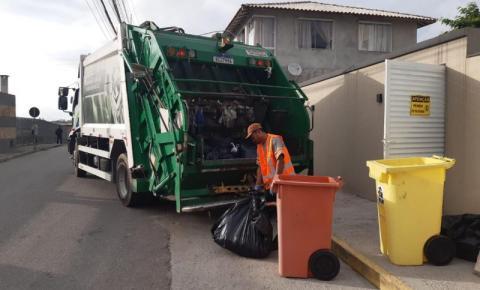 Biguaçu amplia coletas de resíduos recicláveis e volumosos e divulga novos horários