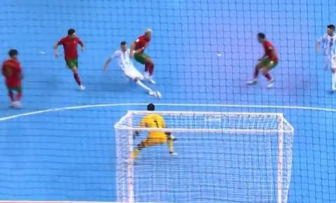 Portugal vence a Argentina e fica com o título da Copa do Mundo de Futsal