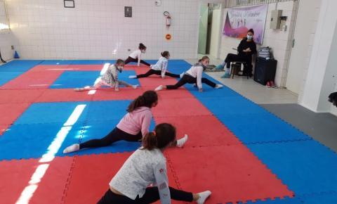 Biguaçu oferece práticas esportivas gratuitas para mais de 1000 pessoas