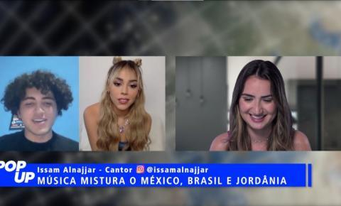 'Si Tú Vuelas': Issam Alnajjar e Danna Paola contam no Woohoo detalhes da nova música com Alok