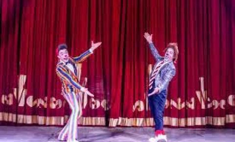 Circo Rakmer estreia de forma presencial no Floripa Shopping