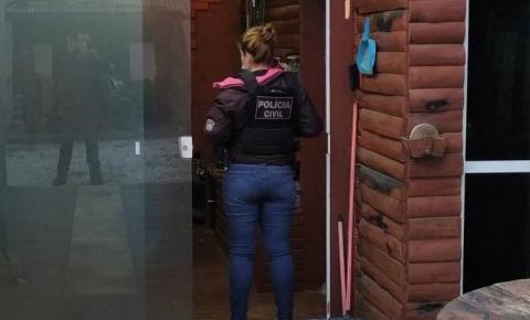 Em investigação de tráfico, Polícia Civil captura em Palhoça foragida do Paraná