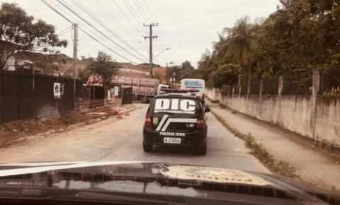 Polícia apreende adolescente por latrocínio em Palhoça