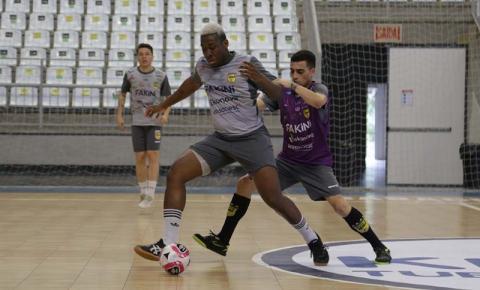 Jaraguá e Corinthians se enfrentam em jogo que vale classificação na LNF