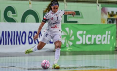 Barateiro Futsal vence o jogo de ida das quartas de finais do NFFB