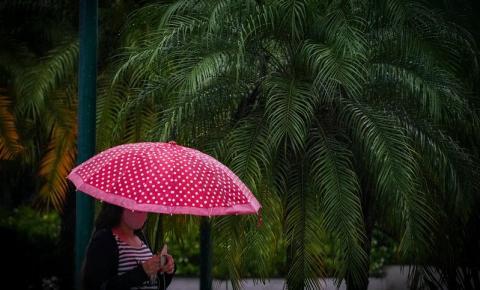 Feriado será de chuva em Florianópolis, diz Cptec-Inpe