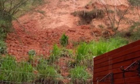 Palhoça permanece em situação de emergência por causa das chuvas