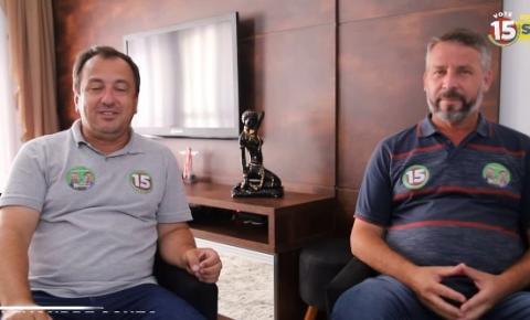 Biguaçu: Salmir é eleito prefeito, com 42,86% dos votos