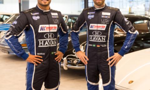 Catarinense disputa Porsche Cup Endurance Series em Goiânia neste fim de semana