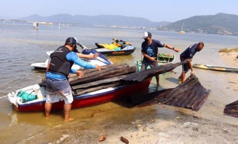 Florianópolis recebe a 27ª edição do projeto Limpeza dos Mares