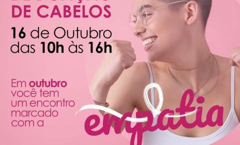 Outubro Rosa: Carrefour Property realiza evento de doação de cabelos em apoio a mulheres em tratamento oncológico