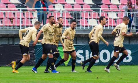 Marcílio Dias recebe o líder Hercílio Luz, que tem 100% de aproveitamento na Copa SC