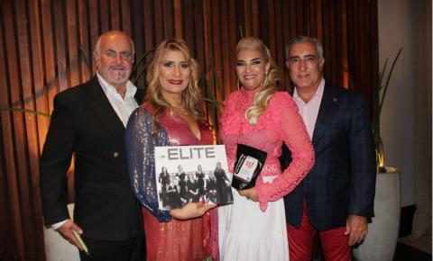 Revista Elite faz lançamento da Edição de número 212 no Espaço Villa Glam