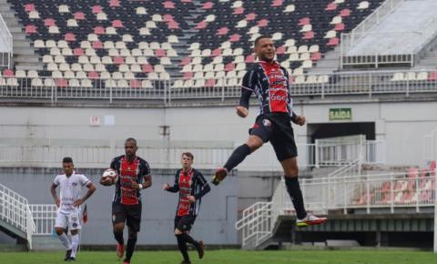 Joinville conquista a primeira vitória na Copa SC, contra o Juvents