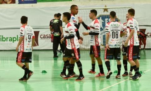 Curitibanos recebe o Jaraguá pelo Campeonato Catarinense