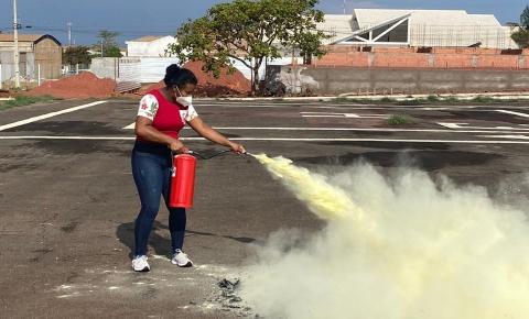 Hospital Estadual de Formosa treina primeira equipe de brigadistas de incêndio