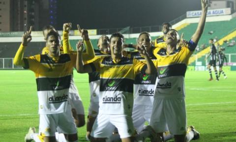 Criciúma encara o vice-líder Marcílio Dias na Copa SC e mira G-4