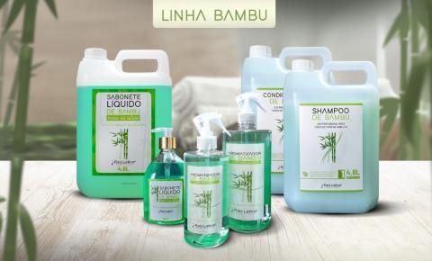 Empreendedorismo Raiz Latina lança Linha Bambu para cabelos e inicia produção de sabonetes e aromatizadores