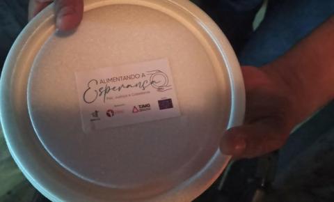 Para amenizar efeitos da covid-19, APACs entregam mais de 7 mil refeições a pessoas em vulnerabilidade social