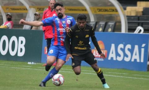 Criciúma vence o Marcílio Dias e entra na zona de classificação para a segunda fase da Copa SC