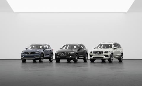 Volvo Cars tem melhor mês da história no Brasil, com 1.033 carros emplacados