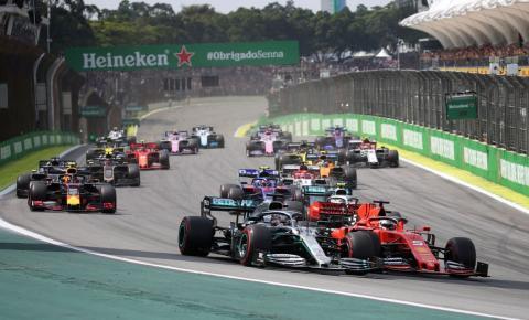 Fórmula 1 confirma etapa brasileira em São Paulo até 2025