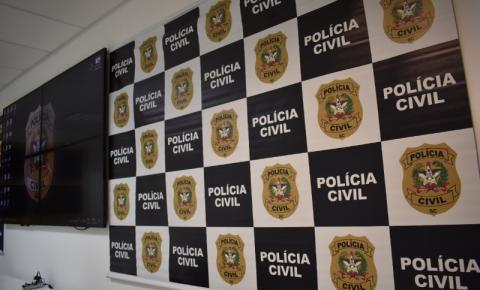Homem é preso após atirar em grupo de vizinhos em Biguaçu