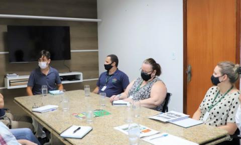 Epagri apresenta Plano Anual de Trabalho para Biguaçu