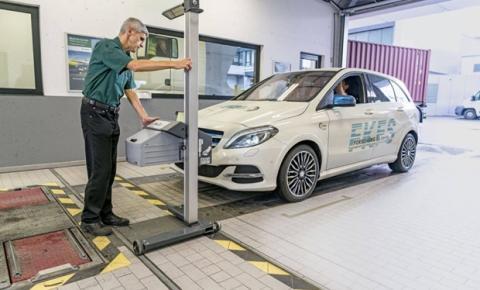 Carro elétrico: know-how de empresa alemã é referência no setor