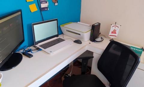 Home office requer que empresas invistam no conforto e segurança dos colaboradores