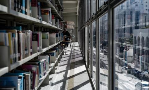 Empréstimo de livros na Biblioteca Pública pode ser feita por agendamento prévio