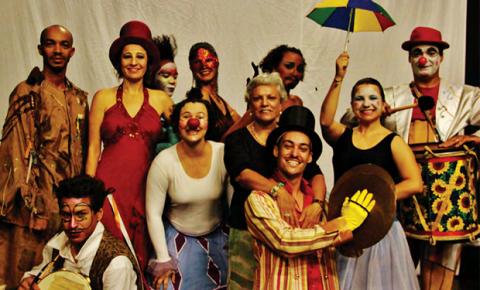 Grupontapé realizará live para falar sobre o atual momento do setor teatral