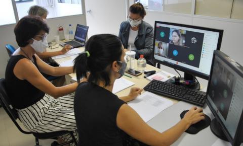 São José admite 595 professores temporários de forma online